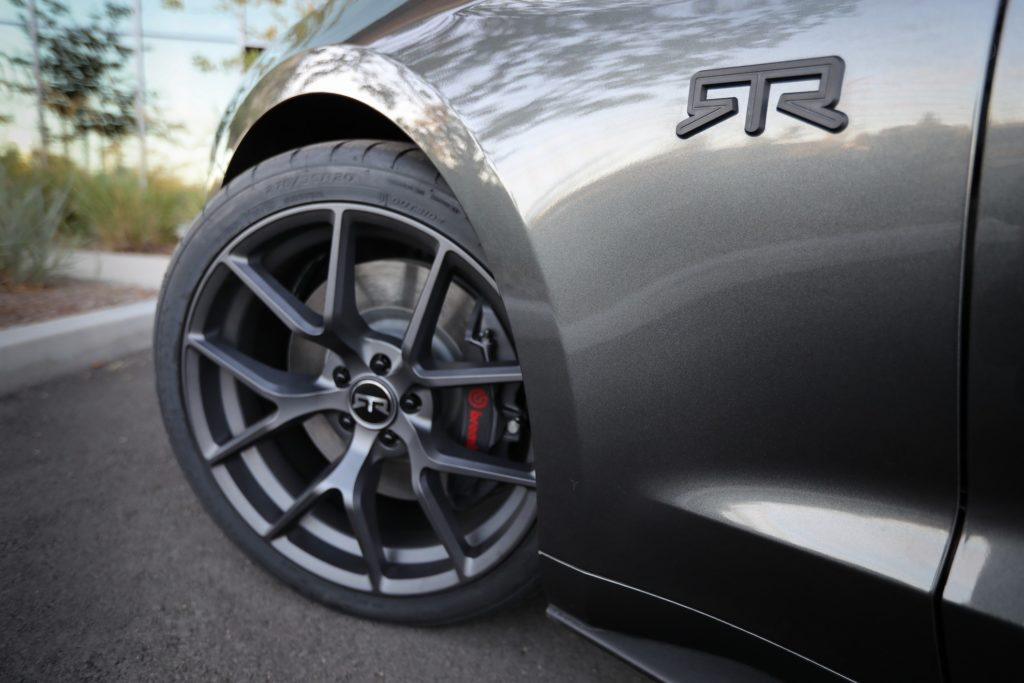 RTR Ford Mustang Design Package jante
