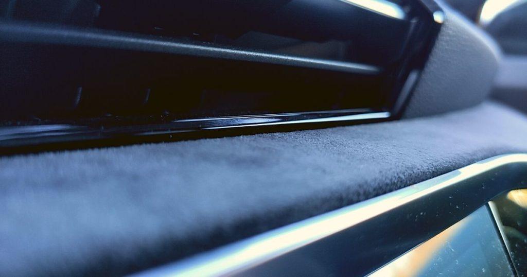 Audi RS Q3 Sportback intérieur