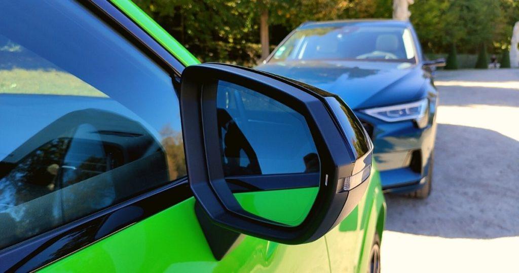 Audi RS Q3 Sportback rétroviseur